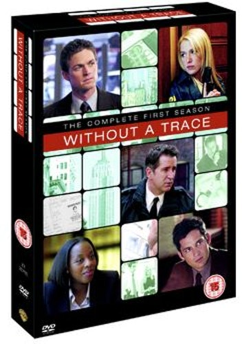 Without a trace - Säsong 1 DVD (Import)