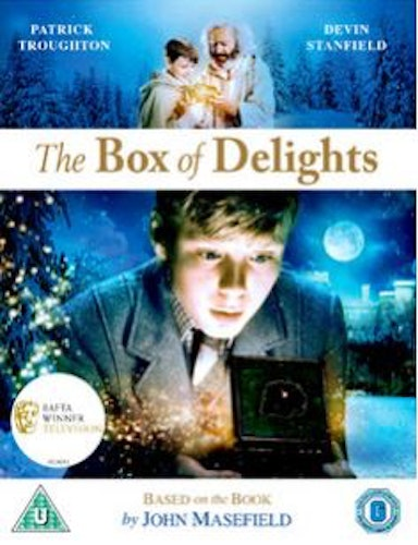 The Box Of Delights DVD (import)