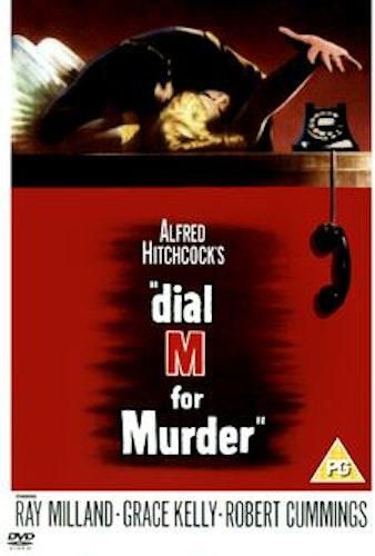 Slå nollan till polisen/Dial M for Murder DVD (Import)