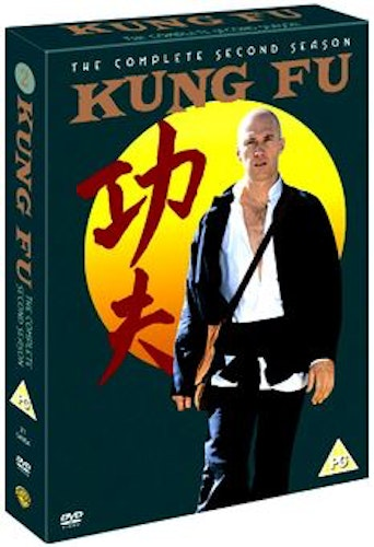 Kung Fu - Season 2 (4-disc) DVD (Import)