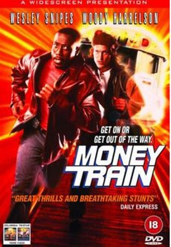 Money train DVD (import)