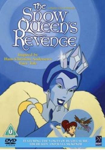 The Snow Queens Revenge DVD (import)