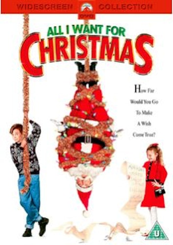 All I want for christmas DVD (Import Sv text)