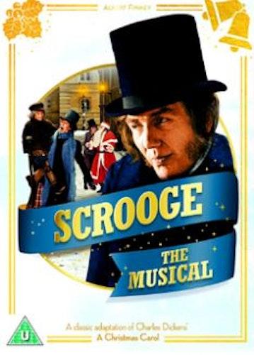 Scrooge - En spökhistoria (1970) DVD (import)