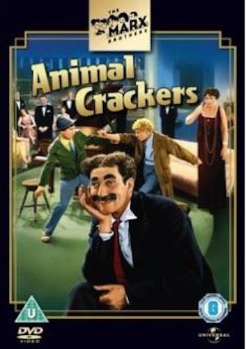 Animal Crackers DVD (Import Sv.Text)