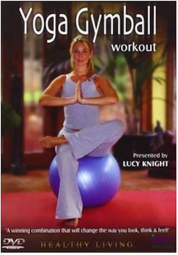 Yoga Gymball DVD (import)