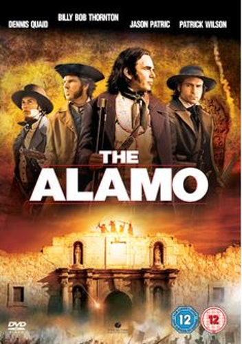 The Alamo (2004) DVD (Import Sv.Text)