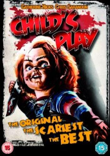 Chucky 1 (Child's Play 1) (1988) DVD (Import Sv.Text)