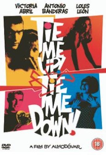 Tie Me Up Tie Me Down DVD (Import)