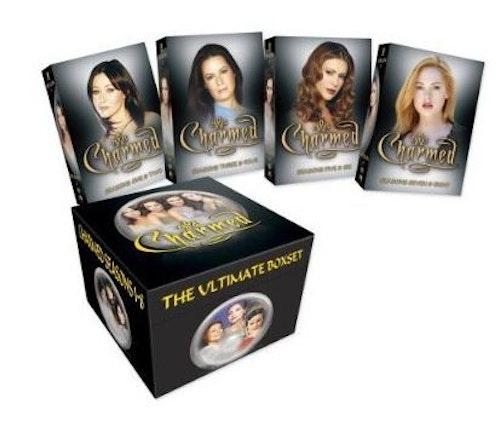 Förhäxad - Säsong 1-8 DVD (Magic Box)
