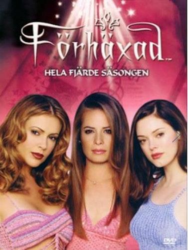 Förhäxad - Säsong 4 DVD
