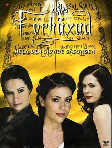 Förhäxad - Säsong 7 DVD