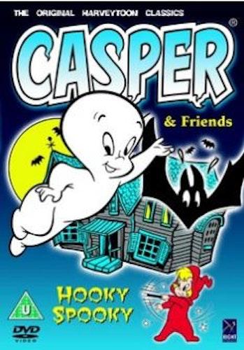 Casper and Friends - Hooky Spooky DVD (import)