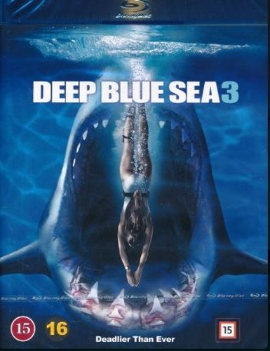 Deep Blue Sea 3 (Blu-ray)