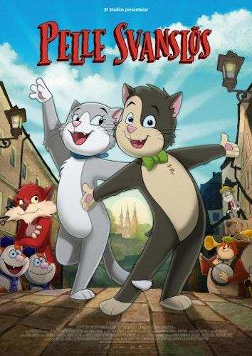 Pelle Svanslös DVD