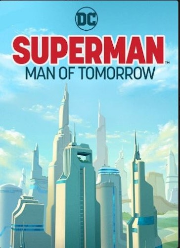 Superman - Man of Tomorrow DVD