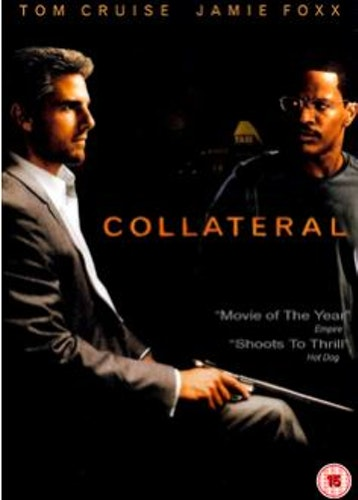 Collateral DVD (Import Sv.Text)