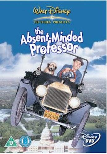 Absent minded professor DVD (Import)