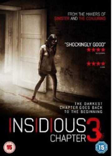 Insidious - Chapter 3 DVD (import)