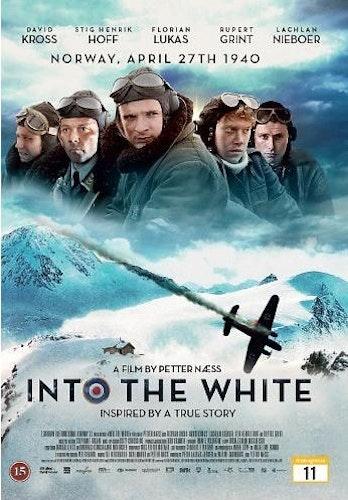 Into the White DVD UTGÅENDE
