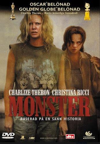 Monster DVD UTGÅENDE