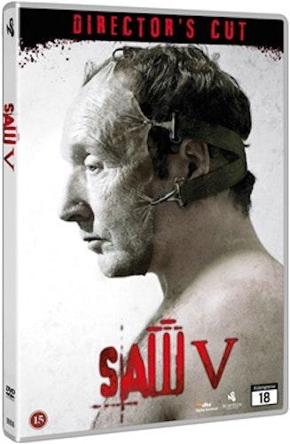 Saw 5 DVD UTGÅENDE