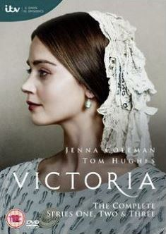 Victoria säsong 1-3 bluray (import)