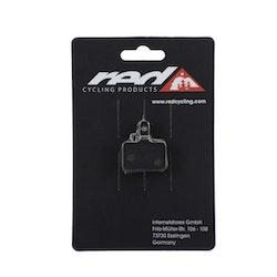 Red Cycling Products Disc Brake Pads Shimano Typ B Disc Brake Pads semi-metal