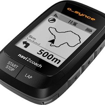 O_SYNCE Bicycle computer Navi2coach GPS