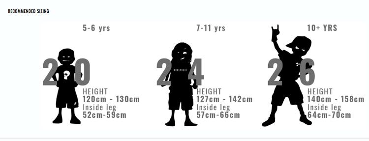 "Nukeproof Cub Scout Sport 26"" 2021"
