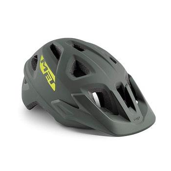 MET Helmet MTB Echo S/M (52-57 cm) Grey/Matt