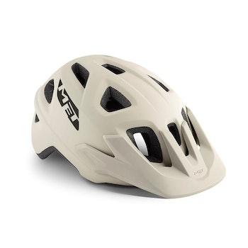 MET Helmet MTB Echo L (57-60 cm) Dirty White/Matt