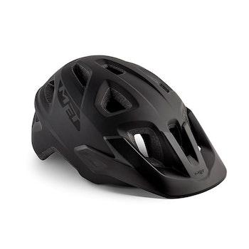 MET Helmet MTB Echo S/M (52-57 cm) Black/Matt