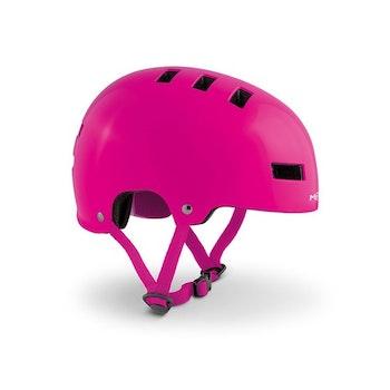 MET Helmet Youth YoYo S (51-55 cm) Pink/Matt