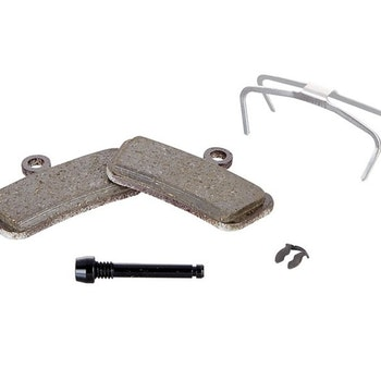 SRAM Disc brake pad Set for Trail/Guide/G2 For Trail/Guide/G2 Organic pad
