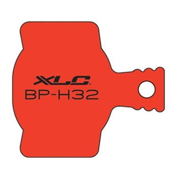 XLC Disc brake pad BP-H32 For Magura MT. (Pro) Organic pad With cooling ribs