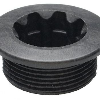 Shimano Crank bolt M20 x 6 mm