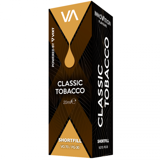 Innovation - Classic Tobacco (Shortfill 20ml)
