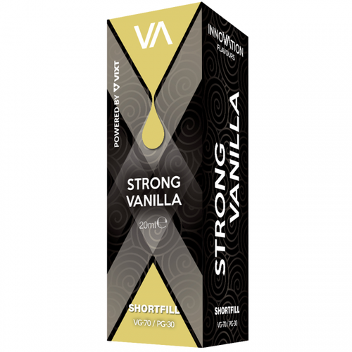 Innovation - Strong Vanilla (Shortfill 20ml)