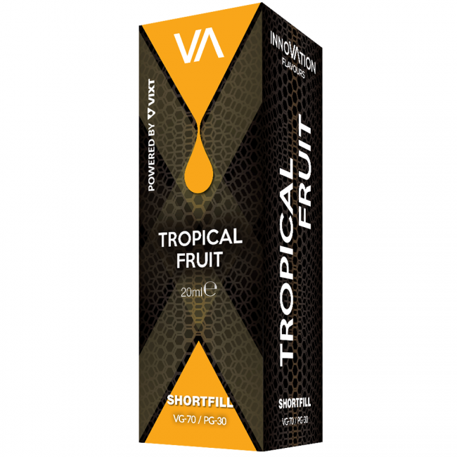 Innovation - Tropical Fruit  (Shortfill 20ml)