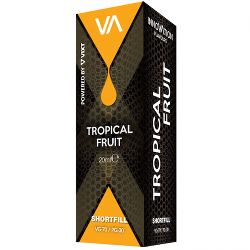 Innovation - Tropical Fruit  (Shortfill 20ml)
