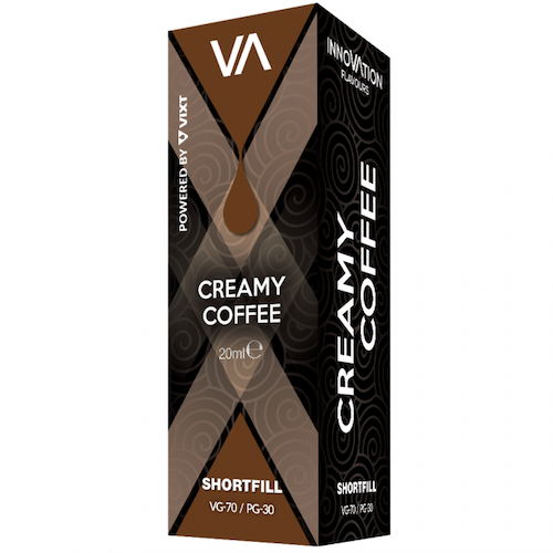 Innovation - Creamy Coffee (Shortfill 20ml)