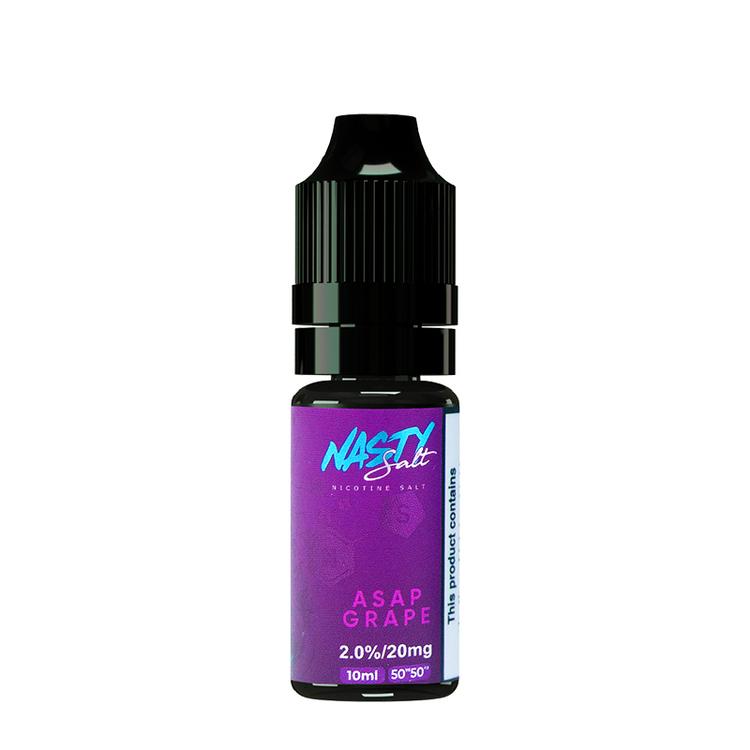 Nasty Juice - Asap Grape (10ml, 20mg Nic Salt)