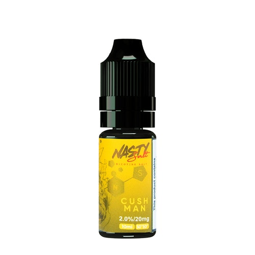 Nasty Juice - Cush Man (10ml, 20mg Nic Salt)