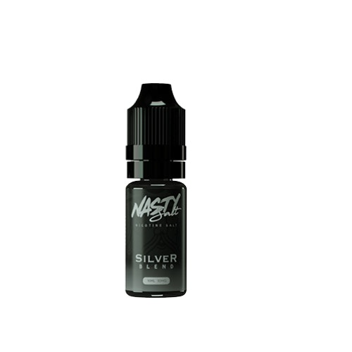 Nasty Juice - Silver Blend (10ml, 20mg Nic Salt)