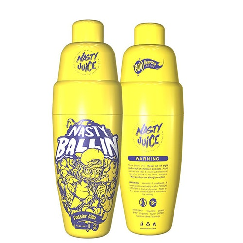 Nasty Juice - Passion Killa