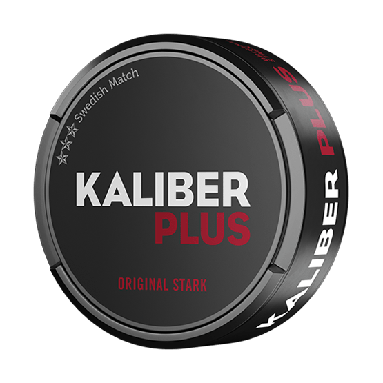 Kaliber Plus Original Portionssnus