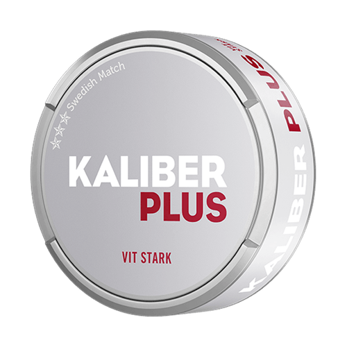 Kaliber Plus Vit Portionssnus