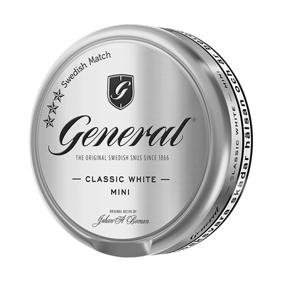General White Minisnus