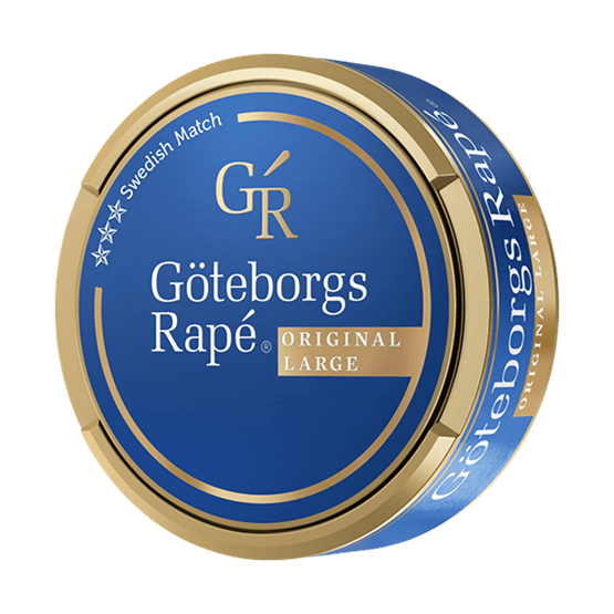 Göteborgs Rapé Original Large Portion